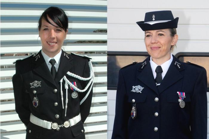 L 39 une d 39 elle avait pour compagnon un gendarme de salon de provence l 39 autre tait la m re de - Gendarmerie salon de provence ...
