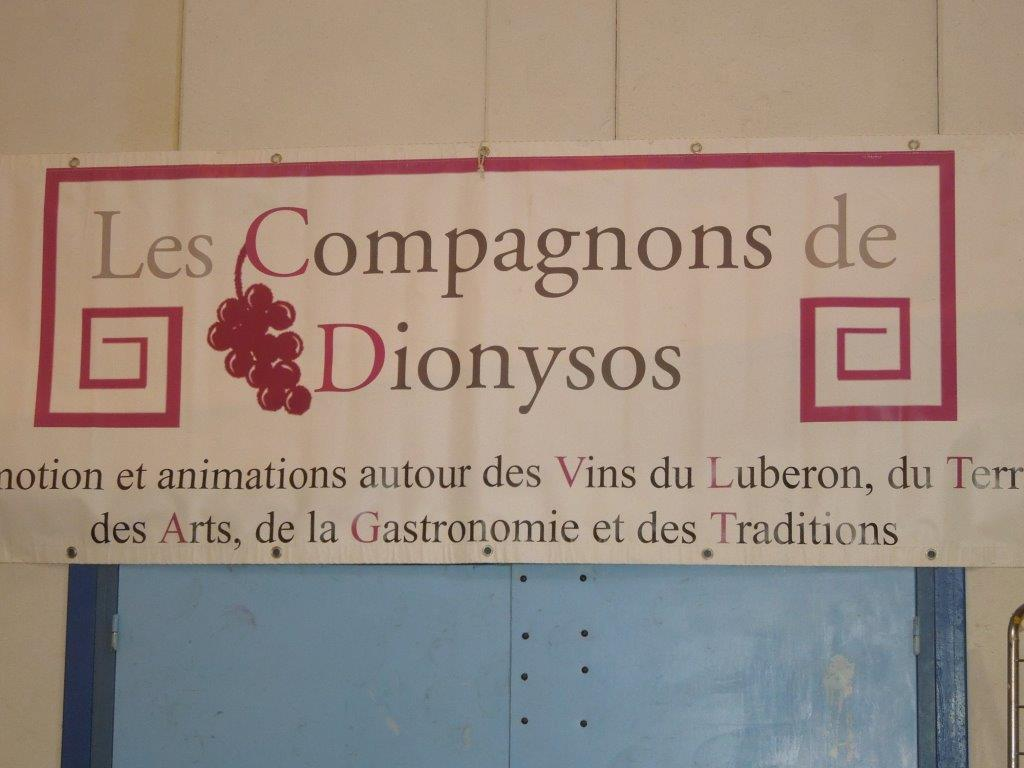 Gilbert soulet for Salon des vins et de la gastronomie