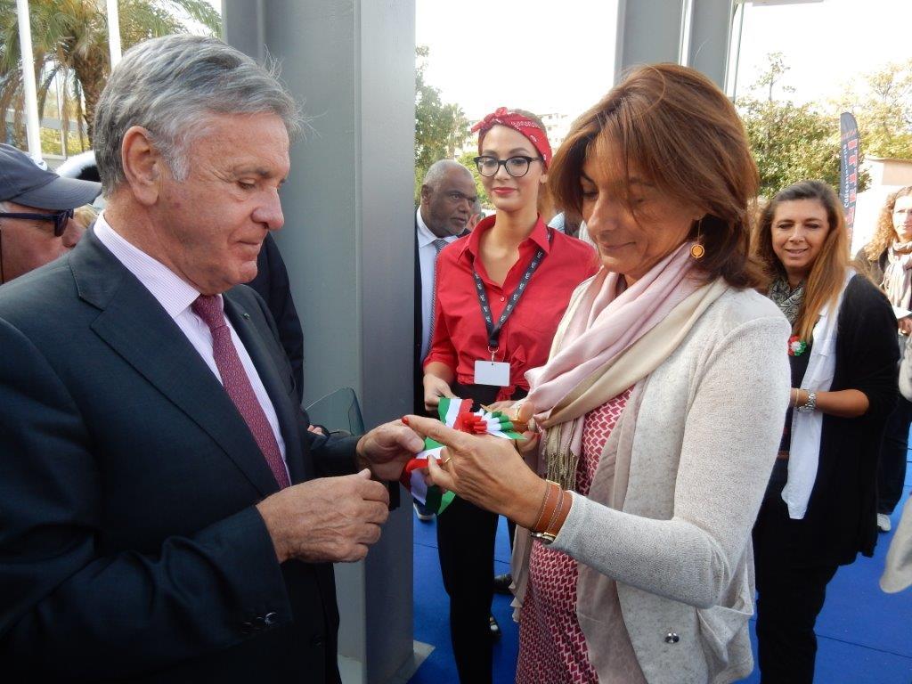 1er octobre 2015 l italie f t e la foire internationale for Chambre de commerce italienne en france