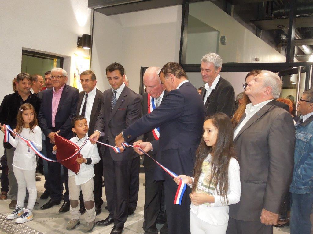 25 octobre 2014 inauguration du gymnase pertuis g s - Architecte pertuis ...
