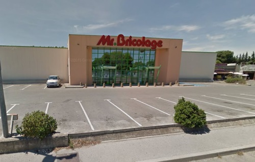 Le magasin mr bricolage a t visit dans la nuit de mercredi jeudi aux environs de minuit - Mr bricolage pertuis ...