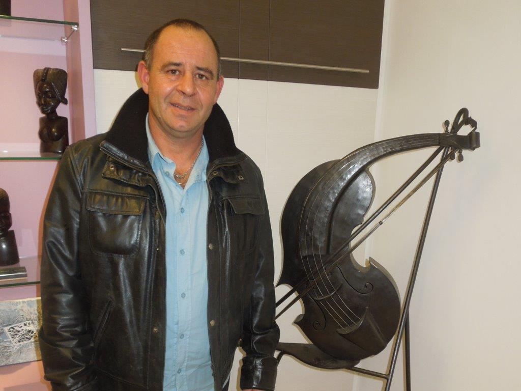 pascal valence ferronnier d art sculpteur pertuis g s. Black Bedroom Furniture Sets. Home Design Ideas