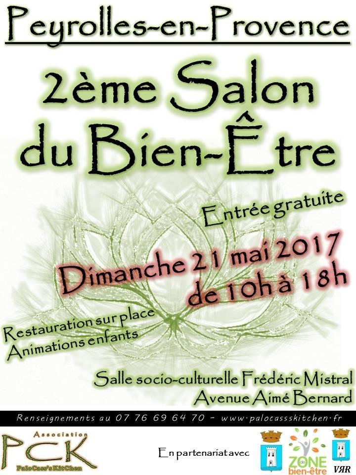 Salon du bien etre peyrolles en provence dimanche 21 mai 2017 - Bernard philibert salon de provence ...