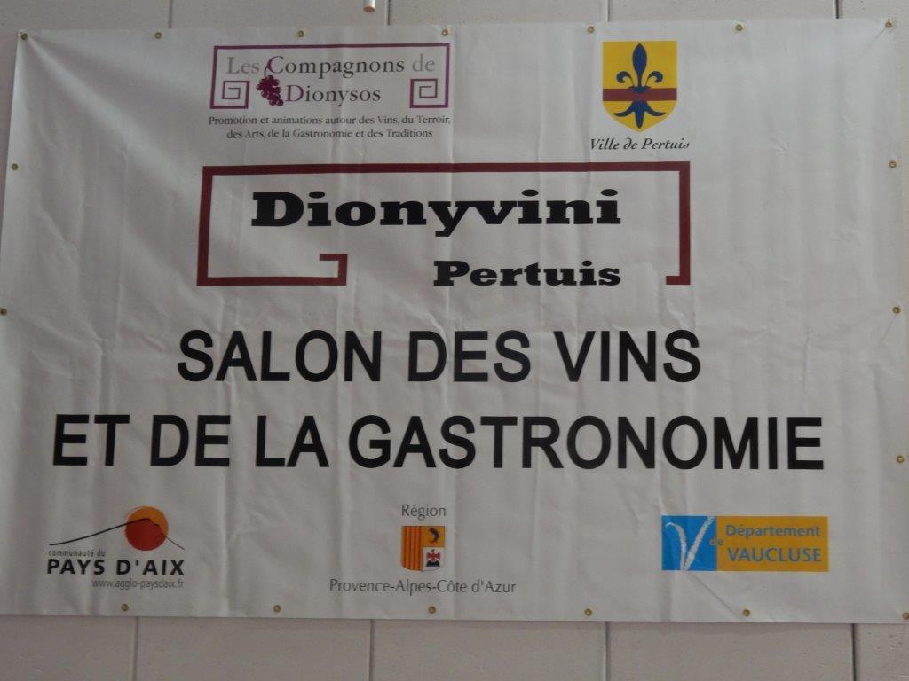 Album complet grand format for Salon des vins et de la gastronomie
