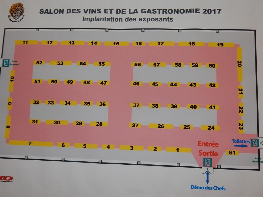 Album complet grand format for Salon gastronomie brest 2017