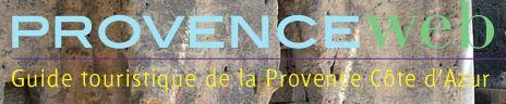 ProvenceWeb.fr, le tourisme en Provence